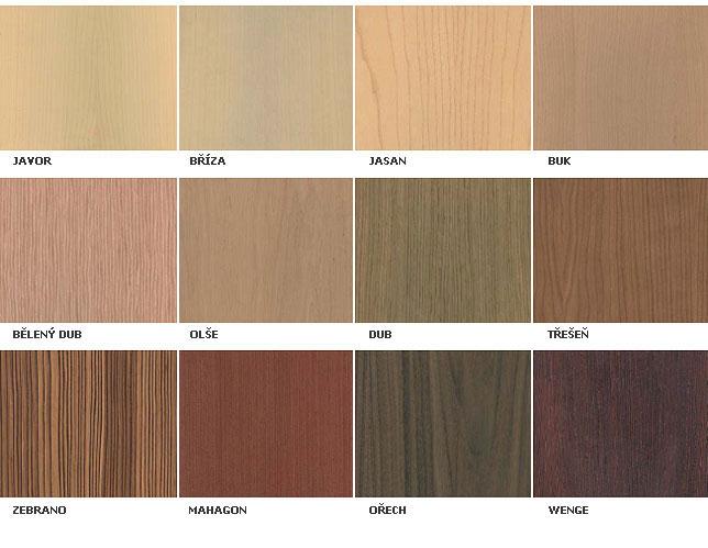 Dekory dřevo
