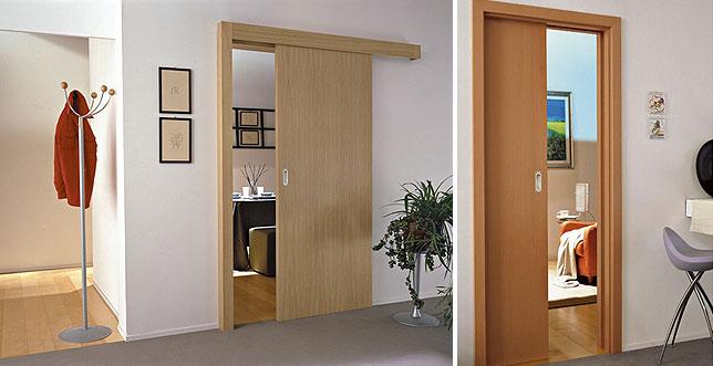 Dveře posuvné